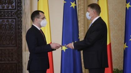 Update. Florin Cîțu l-a pus la punct pe Vlad Voiculescu în scandalul cu Gheorghiță