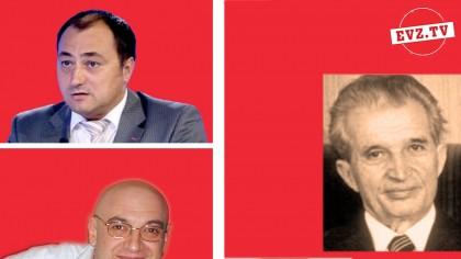 Amintiri din vremea lui Nicolae Ceaușescu la Față în față, cu Bichir, Palada, Hoandră și R