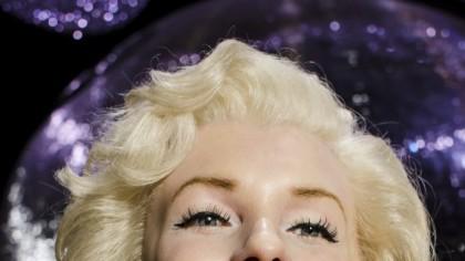 Fantoma lui Marilyn Monroe surprinsă într-un filmuleț pe TikTok