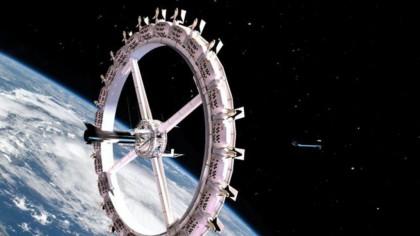 Începe construcția primului hotel spațial. Când ne vom petrece vacanțele în spațiu. VIDEO