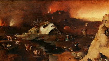 Viață după moarte: strania experiență a unui bărbat care susține că a văzut iadul