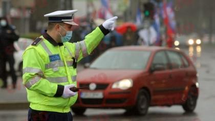 Toți șoferii sunt vizați. Nu mai faceți acest gest în trafic, polițiștii sunt necruțători