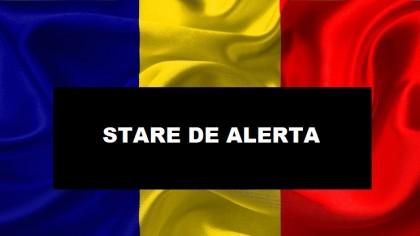 DOCUMENT. Stare de alertă în România! Decizia Guvernului de astăzi, 12 ianuarie