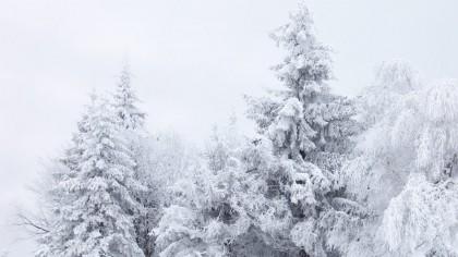 Vortex polar în România! Temperaturi de -20 de grade. Alertă meteo