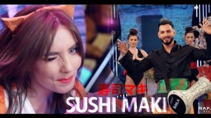 """Câți bani au făcut Rafaelo și Vulpița cu noua lor piesă, """"Sushi Maki""""?"""