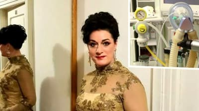 Veste trista despre soprana Maria Maxim Nicoara. Din pacate, e adevarat