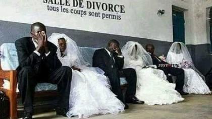 Care e țara unde la divorț trebuie să te îmbraci ca în ziua nunții?