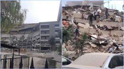 CUTREMUR DEVASTATOR! Tocmai a avut loc cel mai crunt seism din ultima perioadă