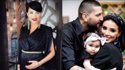Adelina Pestrițu, din nou însărcinată. Soțul ei a dat-o de gol!
