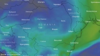 Vremea o ia razna. Meteorologii anunță valori anormale pentru această perioadă. Ce zone vor fi afectate