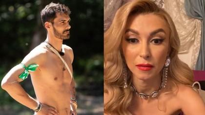 După ce Burcea a dezvăluit cum îl înjosea Andreea Bălan,cântăreața l-a dat de gol.Ce a făcut public despre el