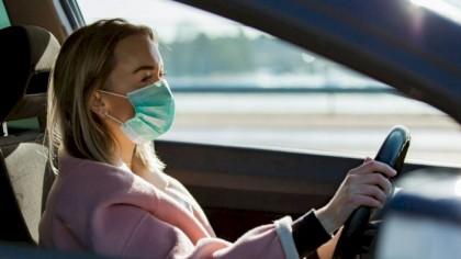 Ce spune legea? Este obligatoriu să porți masca în mașină?