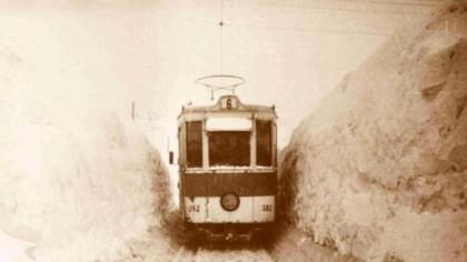 Care a fost cea mai grea iarnă din Romania? Cum arătau străzile?