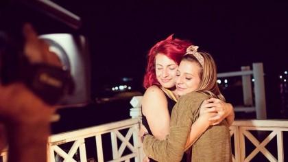 "Ana Baniciu s-a mutat cu iubitul ei. Raluka a dat-o de gol pe prietena ei: ""Porți tu așa mare"""