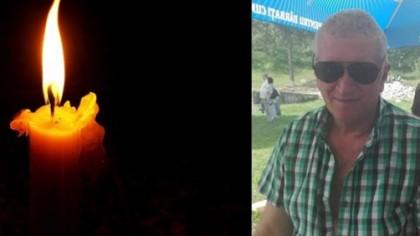 """Mărturia zguduitoare a soției unui fost poliţist decedat de COVID: """"A murit de frică. De frică a..."""