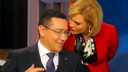 """Gabriela Firea e gata sa uite conflictul cu Victor Ponta. """"Sa ne amintim lucrurile bune pe care le-am facut impreuna"""""""