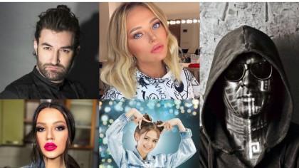 10 artisti apreciati in 2020. Melodiile care au cucerit topurile romanesti