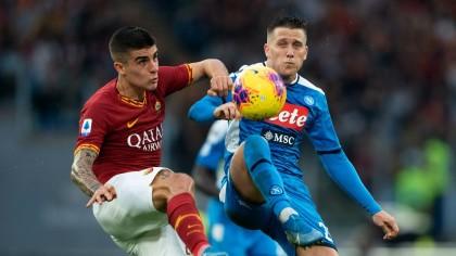 Meci Napoli – AS Roma. Omagiu adus lui Diego Maradona pe teren. Ce vor face fotbalistii