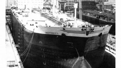 Cum s-a scufundat TITANICUL ROMANESC, cea mai mare NAVA facută la noi în țară!