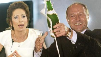 Ce face acum cântăreața pentru care Băsescu a fugit de SPP. Interviu fără perdea, ce gest îi făcea fostul președinte
