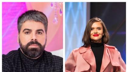 """Cristina Șișcanu, luată la rost de Mariuce Munteanu! Vedeta i-a criticat dur ținuta: """"Doamna a adunat hârtia igienică pe toc"""""""