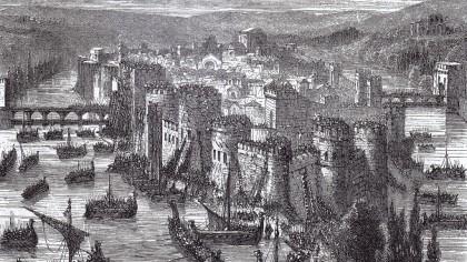 Cum era sarbatorit Craciunul in vremea vikingilor? Festinul incepea abia dupa inchinarea paharelor catre toti zeii