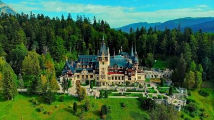 Povestea Castelului Peles, simbolul monarhiei. Curiozitati si legende