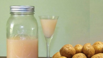 Ce se întâmplă în corp dacă bei 1 pahar cu suc de cartofi. Beneficiile secrete ale legumei