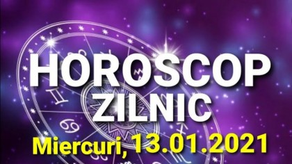 Horoscop 13 ianuarie 2021. Ce zodii au noroc azi. Vești bune de la locul de muncă