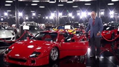 Ion Țiriac și-a uitat două mașini Ferrari într-un garaj din Munchen, timp de 10 ani. Ce s-a întâmplat apoi E DE NECREZUT!