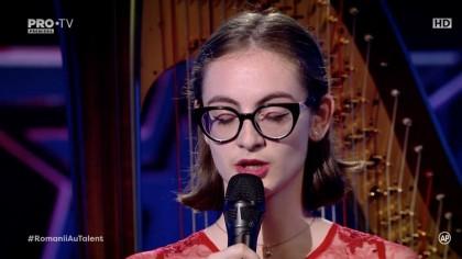 Cine este Daria Batschi Belca, Golden Buzz-ul lui Andi Moisescu, a cantat la harpa, dar de fapt…