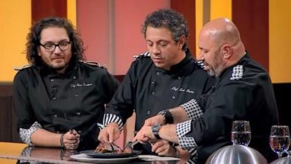 Ce se întâmplă în prima ediție Chefi la Cuțite, Gina Pistol a avut nevoie de …