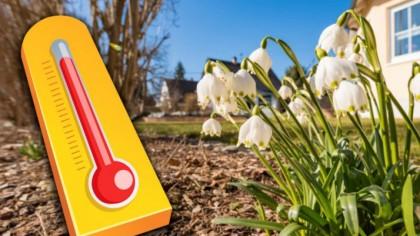 Vremea martie 2021. Ce temperaturi vom avea până la sfârșitul lunii, acum e clar