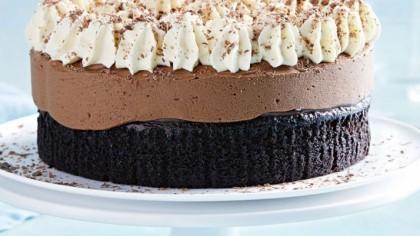Tort de mousse cu cafea şi caramel, rețetă rapidă. Acest desert este pur și simplu divin VIDEO