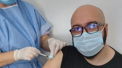 Ce a patit Mihai Budeanu de la 3 Sud Est, imediat dupa vaccin. A anuntat chiar el
