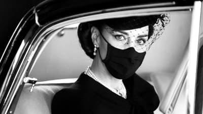 Cât a costat rochia purtată de Kate Middleton la înmormântarea Prințului Philip. La ce eveniment a mai folosit-o