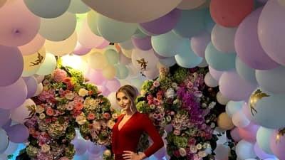 """Alexandra Becali e """"Prințesa de Pipera"""". Cadou de peste 300 de mii de euro de la Gigi Becali. Foto"""