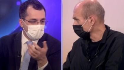 Scandal cu fostul ministru al Sănătăţii: Vlad Voiculescu l-a enervat atât de mult pe Cristian Tudor Popescu, încât gazetarul a plecat din emisiune (VIDEO)