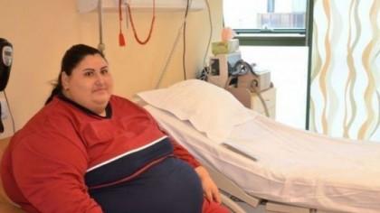Drama celei mai grase femei din România! Slăbise 120 kg, dar acum s-a îngrășat din nou