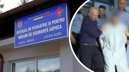 """Exclusiv. Criminalul de la Săpoca își așteaptă sentința chiar în """"spitalul groazei""""! Miza ascunsă a procesului în care Nicolae Lungu a ucis 7 pacienți cu un stativ"""