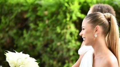 După Simona Halep, si fosta vedetă Kanal D s-a căsătorit! Detaliul rochiei care a atras atenția tuturor