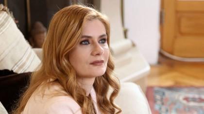 """Cine este misteriosul soţ al actriţei Anca Androne, """"Delia"""" din serialul """"Adela"""", de la Antena 1. Bărbatul a jucat la Hollywood, inclusiv în Harry Potter"""