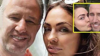 Primele imagini cu Reghe si Corina impreuna! Si-au oficializat relatia: o tine la piept si…